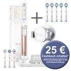 Oral-B Genius 9000S Zahnbürsten-Set + 5 Bürstenköpfe nur 105,30€ + 25€ Cashback!