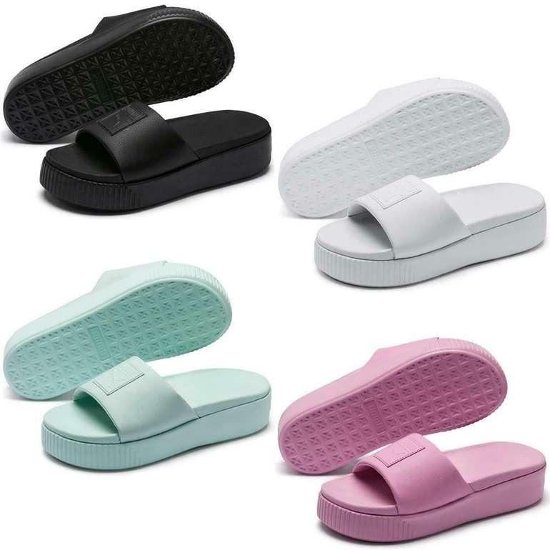 Puma Platform Slide Damen Sandalen für 24,99€ inkl. Versand (statt 30€)