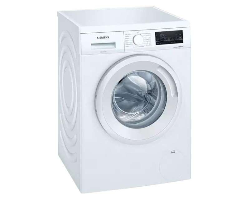 Siemens WU14UT20 Waschmaschine (8 kg, 1400 U/Min., C) für 418,90€ inkl. Versand (statt 489€) - Newsletter