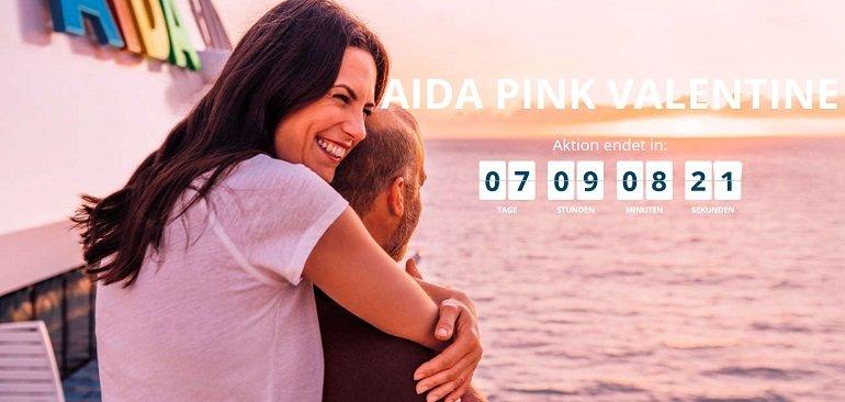 AIDA Pink Valentine