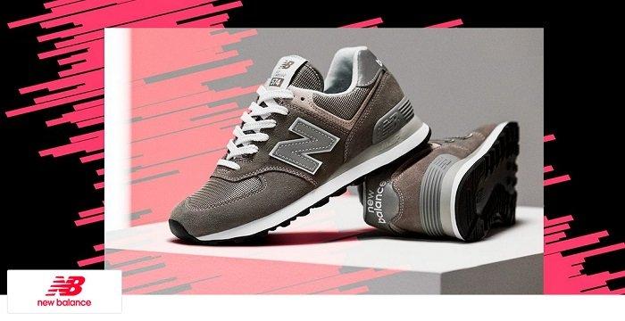 New Balance Sneaker, Laufschuhe & Kleidung im Sale z.B.…