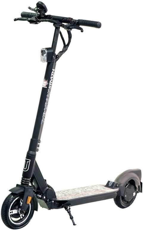 THE-URBAN #RVLTN E-Scooter (Straßenzulassung, max. 20km/h, bis 20km Reichweite) für 389€