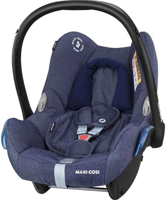 Maxi-Cosi Babyschale CabrioFix in Sparkling Blue für 92,09€ inkl. Versand