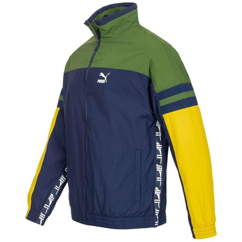 Puma XTG Herren Woven Jacke für 29,14€ inkl. Versand (statt 40€)