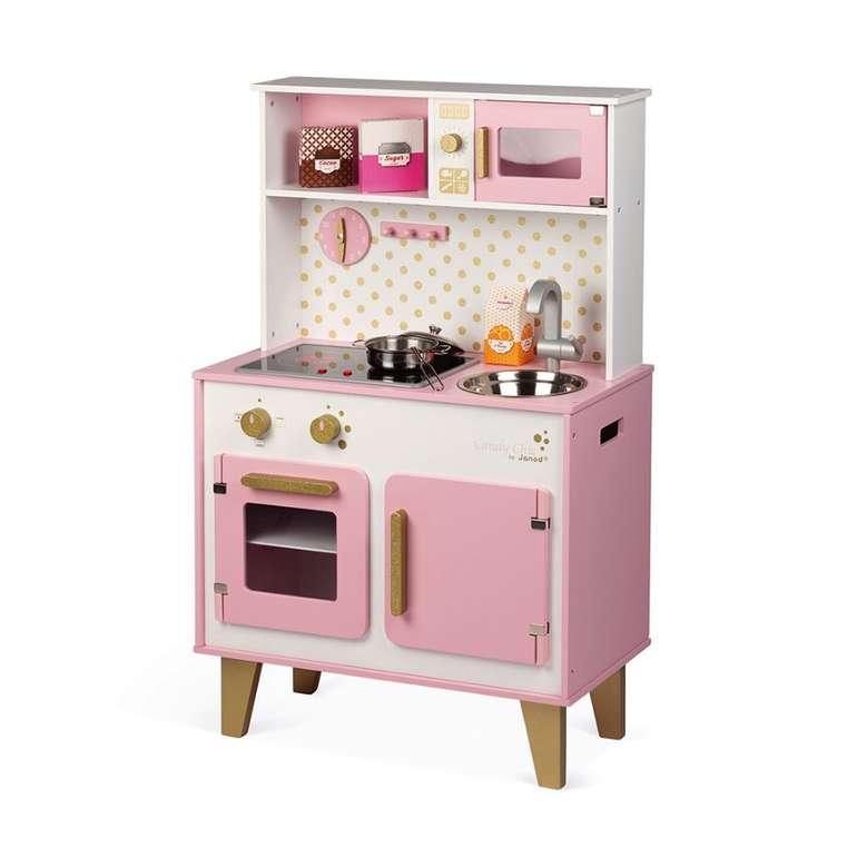 """Janod Kinderküche """"Candy Chic"""" für 73,07€ inkl. Versand (statt 83€)"""