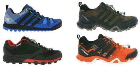 Adidas Performance Terrex Herren Trekkingschuhe ab 39,99€ inkl. Versand