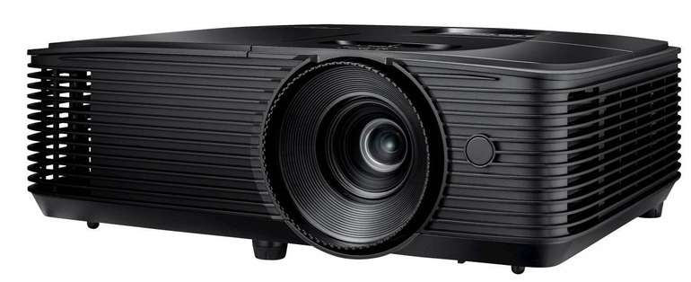Optoma HD28e DLP-Beamer mit 3800 ANSI-Lumen, 3D, FullHD für 469,44€ inkl. Versand (statt 506€)