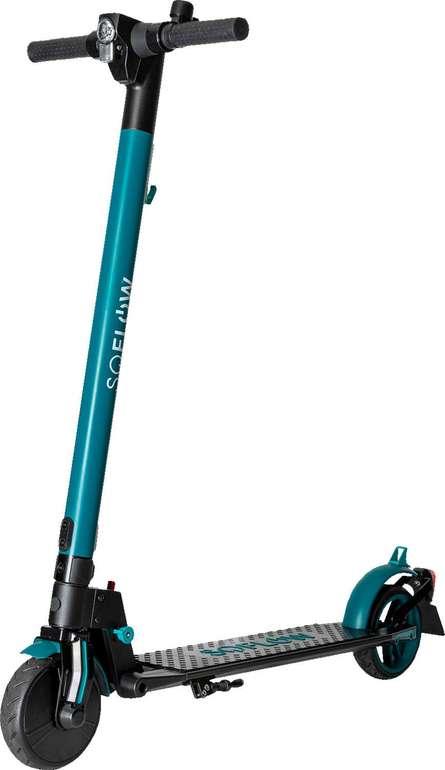 Soflow- SO1 E-Scooter mit deutscher Straßenzulassung für 249€ inkl. Versand (statt 275€)