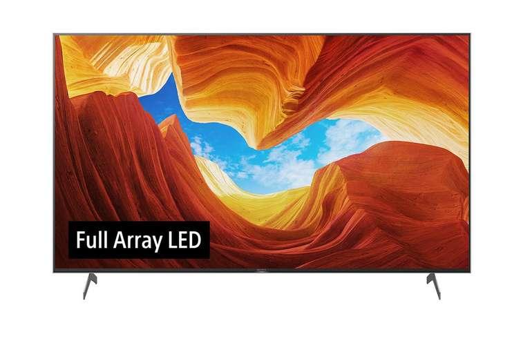 """Sony KD-65XH9299B - 65"""" LED Fernseher (4K UHD, AirPlay 2, Google Assistant) für 1.099€"""