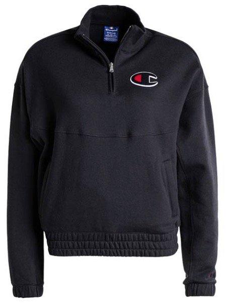 Champion Damen Sweatshirt 'Half Zip Sweatshirt' für 40,45€ (statt 65€)