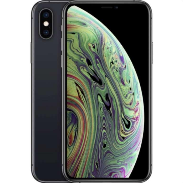 Apple iPhone Xs Max in Spacegrau mit 64GB Speicher für 819€ (statt 899€)