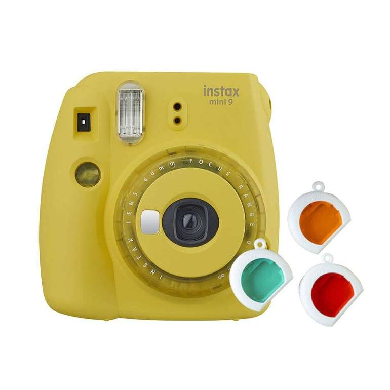 Fujifilm Instax Mini 9 Sofortbildkamera für 49€ inkl. Versand