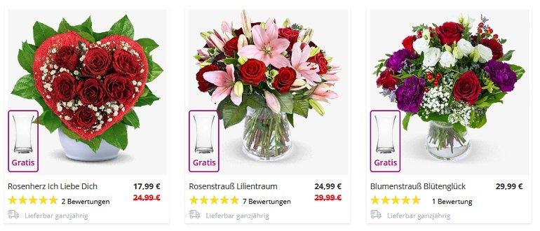 BlumeIdeal Wertgutschein Groupon