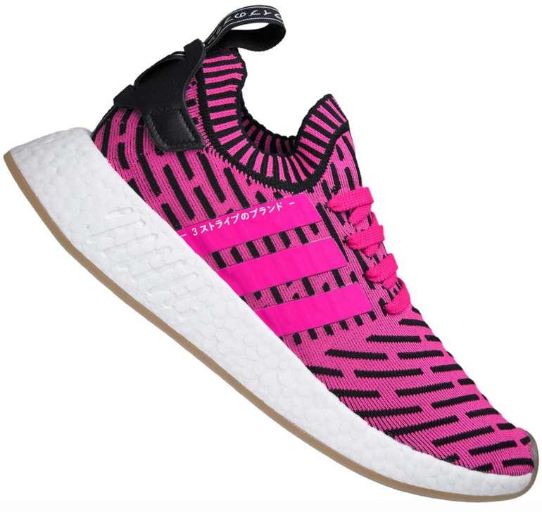 Summer Black Friday Sale bei SportSpar - z.B. adidas Originals NMD_R2 Primeknit Boost Sneaker für 27€