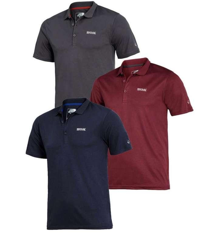 Frühlings-Pre-Sale bis -83% Rabatt im Vorteilshop + 20% Extra - z.B. 3er Pack Regatta Polo-Shirts für 39,99€