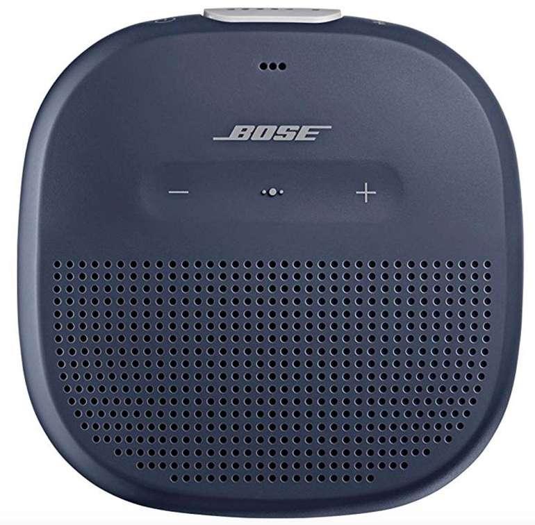 Bose SoundLink Micro Bluetooth Lautsprecher in dunkelblau für 59€ (statt 90€)