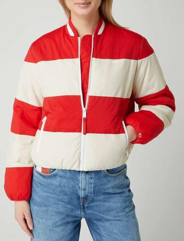 Tommy Jeans Jacke mit Blockstreifen für 69,99€ inkl. Versand (statt 85€)