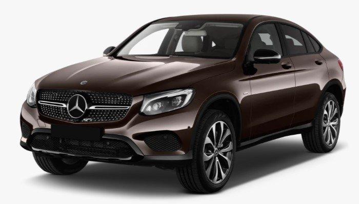 Mercedes GLC 300 Coupe E4-Matic Automatik (320PS, LF 0,55) für 335€ mtl. im Privatleasing
