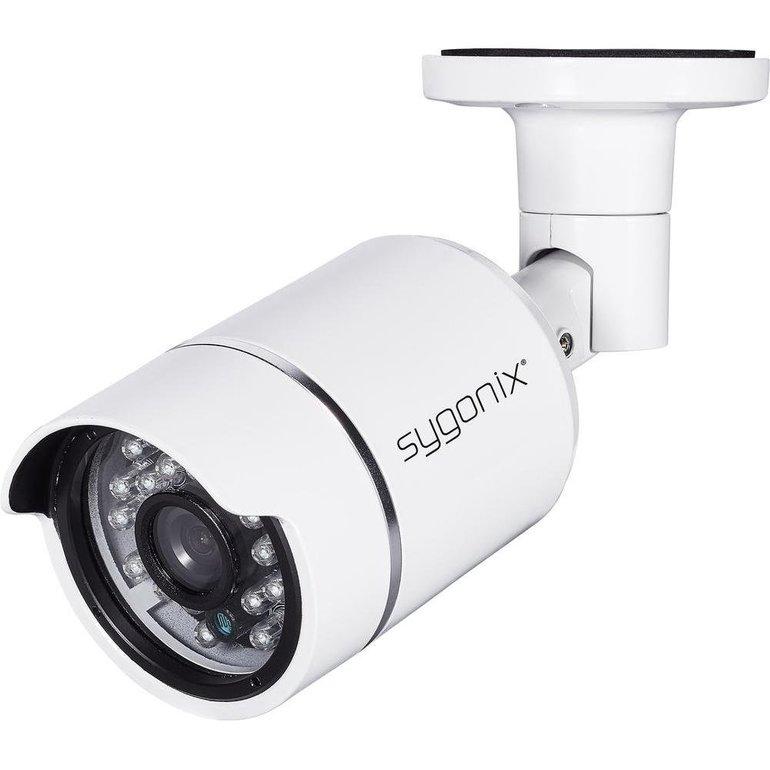Sygonix 23064R1 wetterfeste Überwachungskamera für 33,33€ (statt 58,29€)