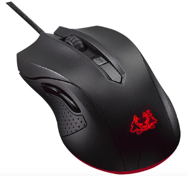 Asus Cerberus kabelgebundene Gaming-Maus für 15€ inkl. Versand (statt 26€)