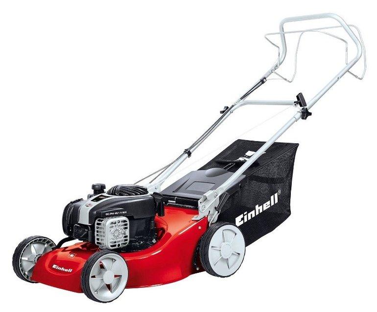 Einhell GC-PM 46/1 S Benzin-Rasenmäher für 159€ inkl. Versand (statt 206€)