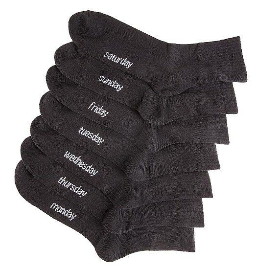 14 Dailysoxx Quarter Everyday Socken für 19,95€ inkl. Versand (statt 25€)