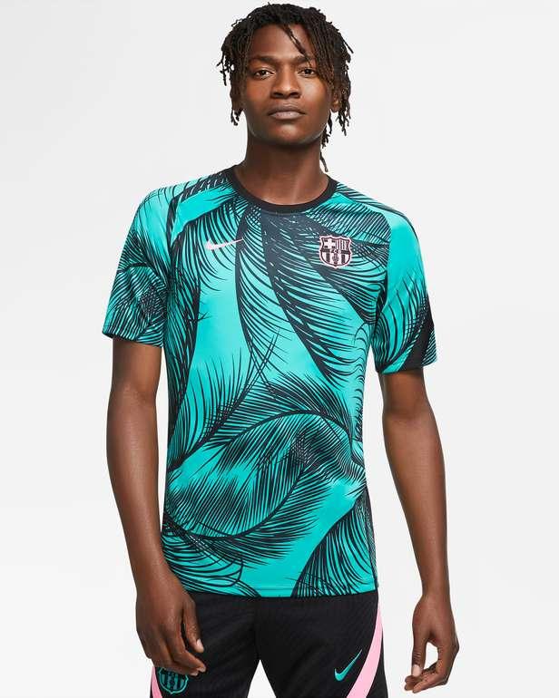 FC Barcelona Pre-Match-Fußballoberteil für 25,18€ inkl. Versand (statt 36€) - Nike Member!