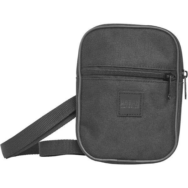 Urban Classics - Festival Small Bag Umhängetasche in schwarz für 5,37€ inkl. Versand (statt 13€)