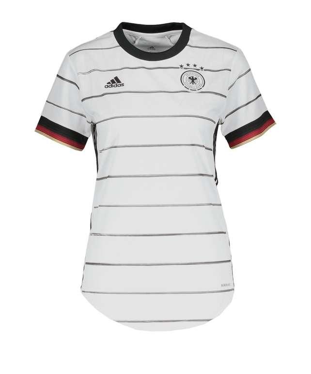 Adidas DFB Deutschland Damentrikot Home EM 2020 für 35,98€ inkl. Versand (statt 47€)