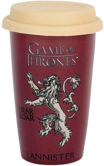 House Lannister Game of Thrones Kaffee- bzw. Trinkbecher für 6,99€ inkl. Versand
