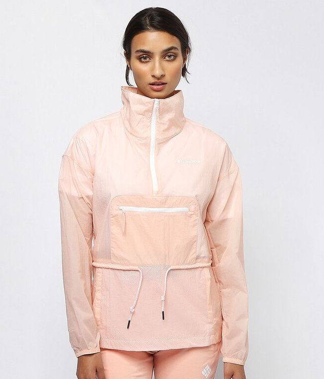 Columbia Sportswear Berg Lake Damen Anorak für 43,99€ inkl. Versand (statt 57€)