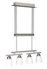 Massive by Philips Fahro - LED Ess-/Wohnzimmerleuchten für 30,90€ inkl. Versand
