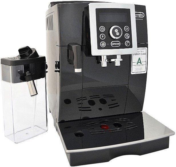 DeLonghi ECAM 23.463.B Kaffeevollautomat für 389,90€ (statt 499€) + Gratis Entkalker & Espressobohnen