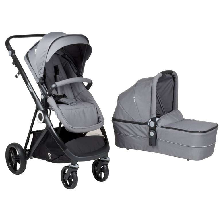 BabyGO Kinderwagen Vogue Grey für 174,79€ inkl. Versand (statt 204€) + 10-fach babypoints