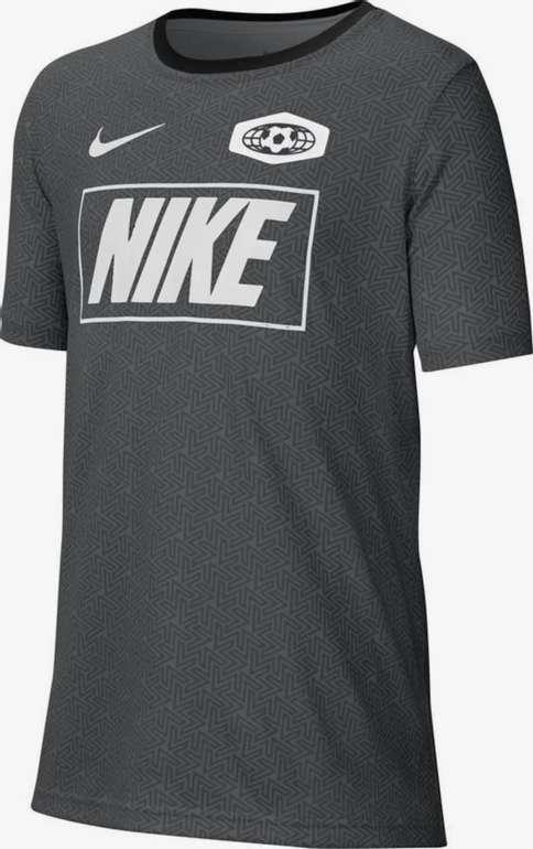 "Nike Jungen Funktionsshirt ""Dry Tee Soccer"" für 9,52€ inkl. Versand (statt 19€)"