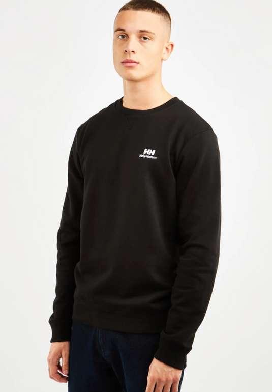 Helly Hansen Yu Crew Herren Sweatshirt in Schwarz für 23,99€inkl. Versand (statt 45€)