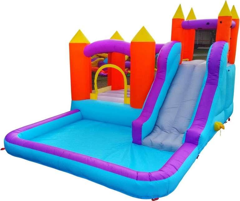 Knorr Toys Hüpfburg Palace (57004) für 299,78€ inkl. Versand (statt 374€)