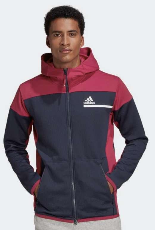 Adidas Z.N.E. Aeroready Herren Hoodie für 44,08€ inkl. Versand (statt 70€)