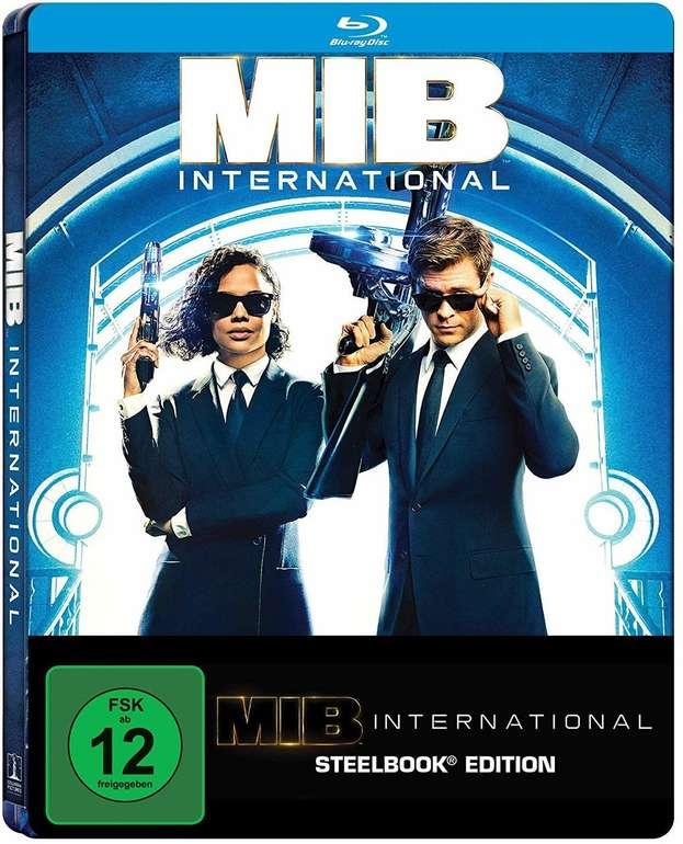 Men in Black: International Steelbook (Blu-ray) für 8,99€ inkl. Versand (statt 19€)