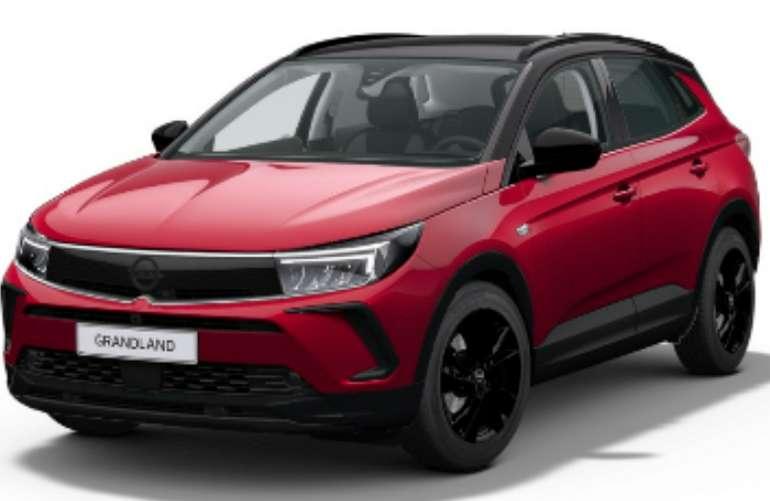 Gewerbe: Opel Grandland Hybrid GS-Line 1.6 mit 225 PS für 138,66€ netto mtl. (BAFA, LF: 0.36, Überführung: 999€)