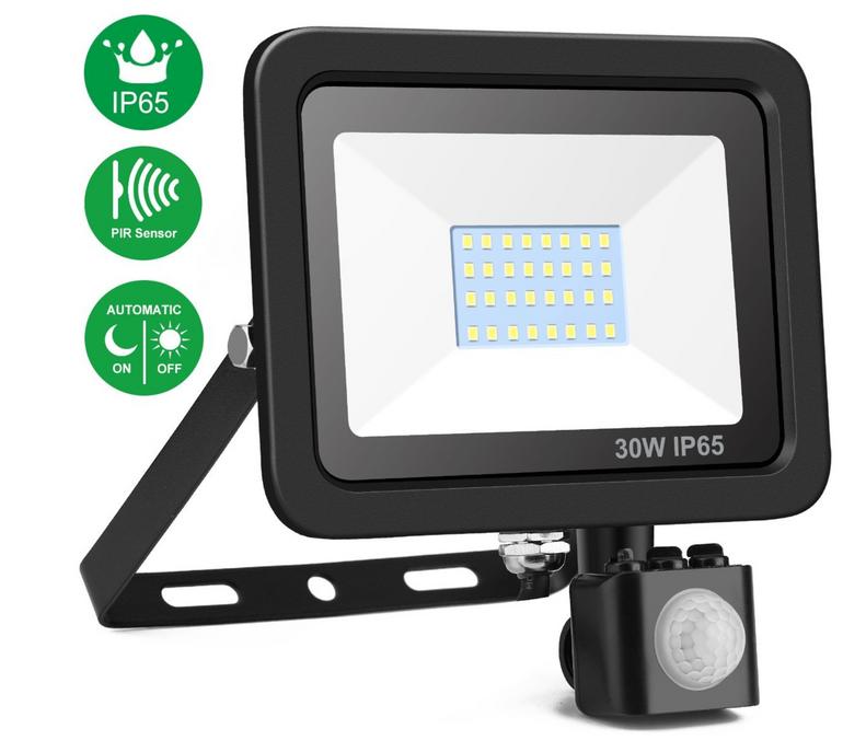 Minger 30W LED Strahler für 10,99€ & 5m RGB LED Strip für 7,99€ (Prime)