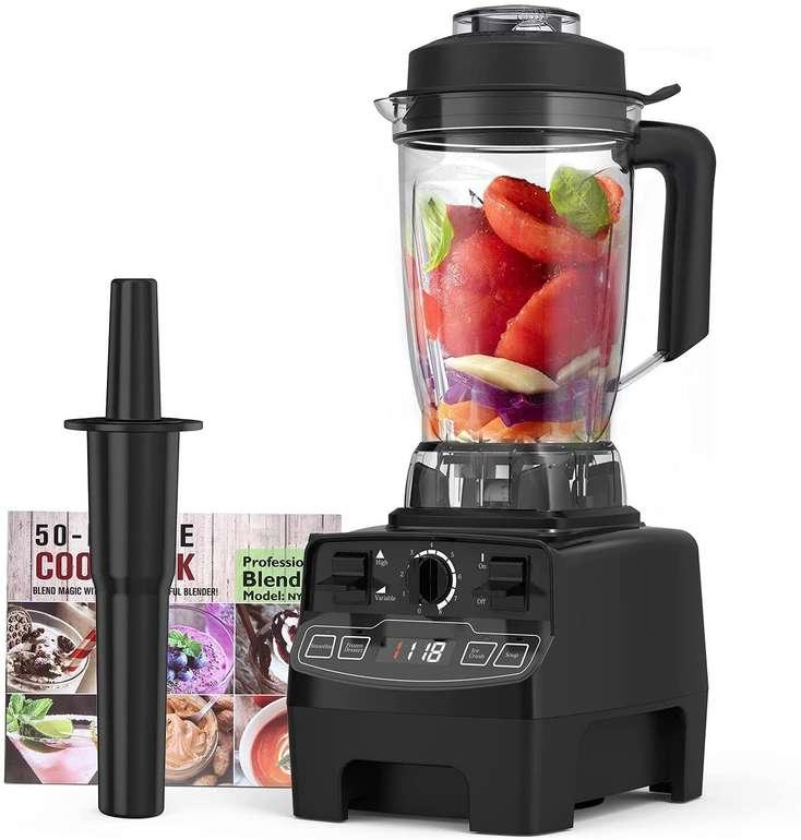 Homgeeek Standmixer/Smoothie Maker (2000 Watt, 33.000 UpM, 2 Liter) für 69,99€ inkl. Versand (statt 100€)