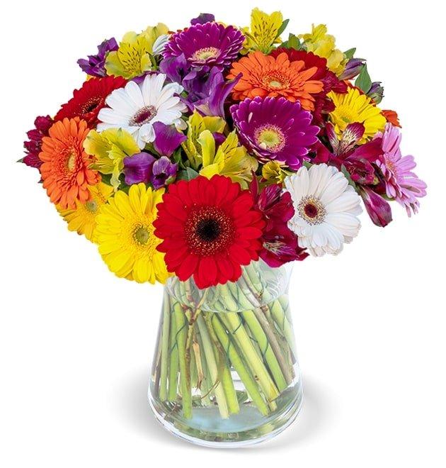 """Blumengruß """"Denk an Dich"""" (40 Stiele, bis zu 200 Blüten) für 24,98€ inkl. Versand"""