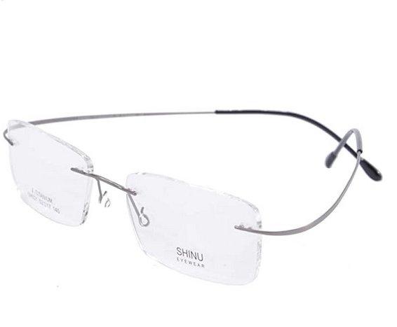 2-in-1 Brillen Deal: z. B. Shinu Titanium randlose Brille bei Kurzsichtigkeit für 17,99€ inkl. Versand (statt 30€)