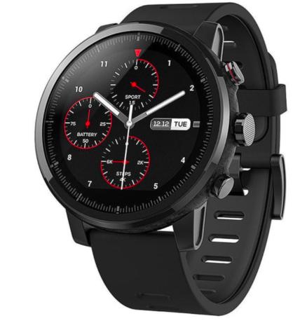 Xiaomi Amazfit Stratos Pace 2 Smartwatch für 129,90€ inkl. VSK (Global Version)