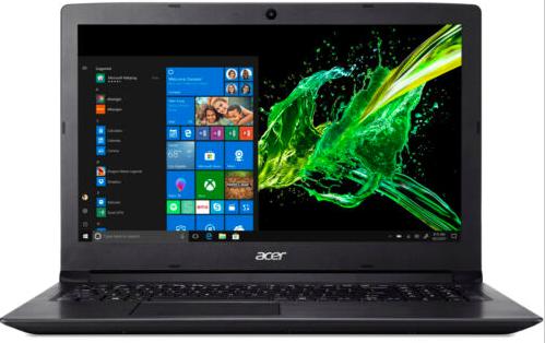 """Acer Aspire 3 (A315-53-317L) - 15,6"""" Notebook (i3, 8GB RAM, 1TB HDD) für 299€"""