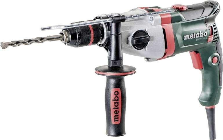 Metabo Schlagbohrmaschine SBEV 1000-2 für 127,55€ inkl. Versand (statt 140€)