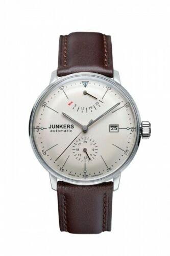 Junkers Bauhaus Herrenarmbanduhr 6060-5 für 302,31€ inkl. Versand (statt 398€)