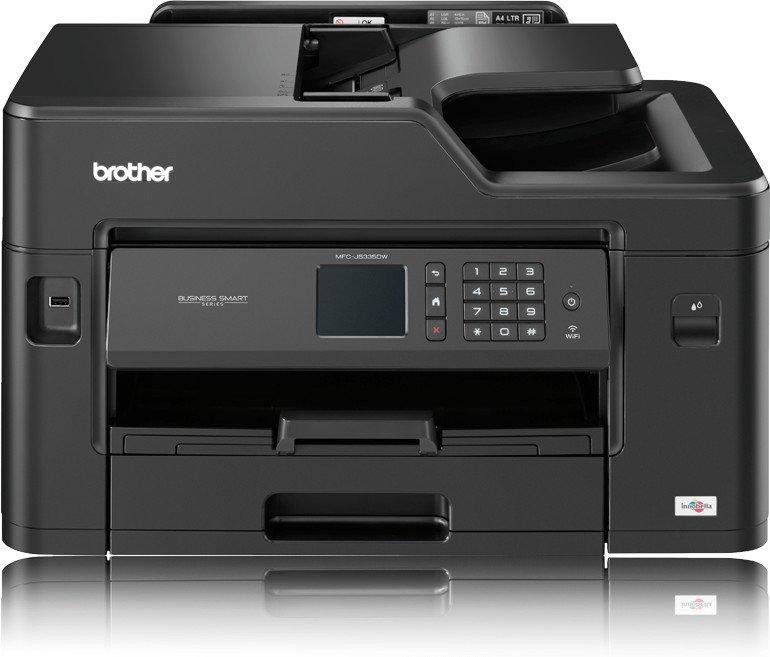 Brother MFC-J5335DW 4-in-1 Multifunktionsdrucker für 130,50€ (statt 146€)