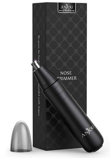 Anjou Nasenhaartrimmer (Batteriebetrieben) für 7,49€ (statt 9,99€) - Prime!